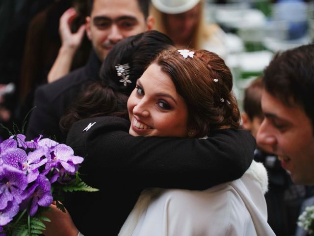 La boda de Farouk y Claudia en Canet De Mar, Barcelona 142