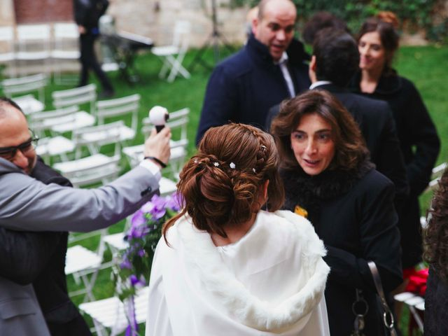 La boda de Farouk y Claudia en Canet De Mar, Barcelona 143