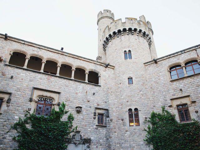 La boda de Farouk y Claudia en Canet De Mar, Barcelona 144