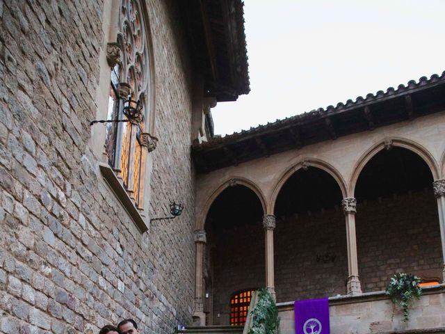 La boda de Farouk y Claudia en Canet De Mar, Barcelona 157