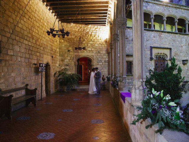 La boda de Farouk y Claudia en Canet De Mar, Barcelona 159