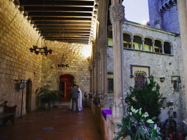 La boda de Farouk y Claudia en Canet De Mar, Barcelona 160