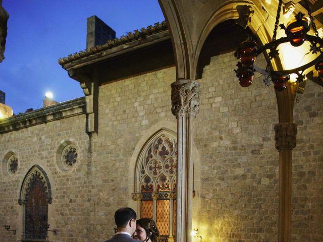 La boda de Farouk y Claudia en Canet De Mar, Barcelona 164
