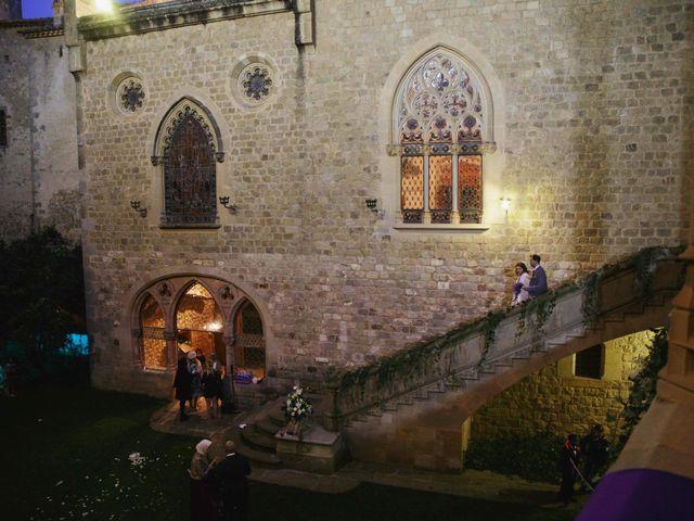 La boda de Farouk y Claudia en Canet De Mar, Barcelona 172