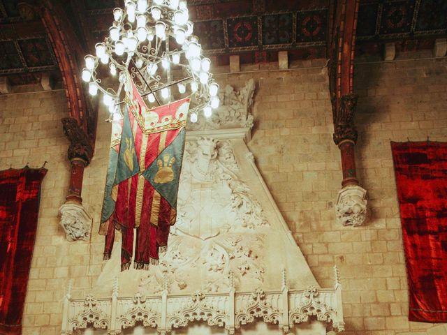 La boda de Farouk y Claudia en Canet De Mar, Barcelona 188