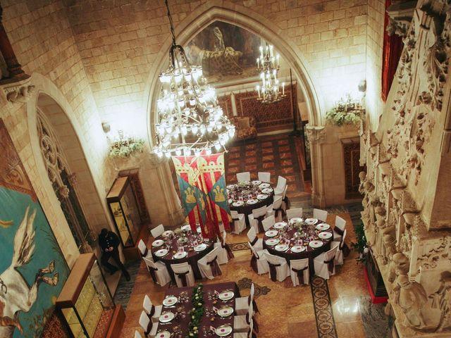 La boda de Farouk y Claudia en Canet De Mar, Barcelona 196