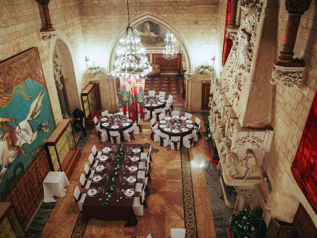 La boda de Farouk y Claudia en Canet De Mar, Barcelona 197