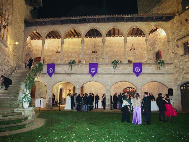 La boda de Farouk y Claudia en Canet De Mar, Barcelona 200
