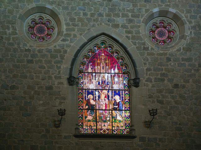 La boda de Farouk y Claudia en Canet De Mar, Barcelona 202