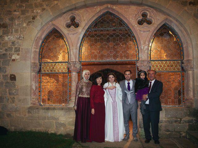 La boda de Farouk y Claudia en Canet De Mar, Barcelona 208