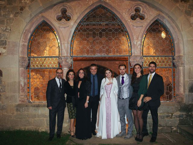 La boda de Farouk y Claudia en Canet De Mar, Barcelona 209