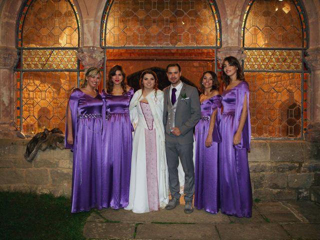 La boda de Farouk y Claudia en Canet De Mar, Barcelona 214