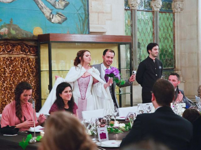 La boda de Farouk y Claudia en Canet De Mar, Barcelona 245