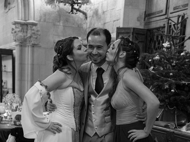 La boda de Farouk y Claudia en Canet De Mar, Barcelona 271