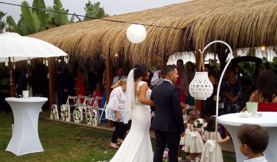 La boda de Daniel y Yaiza en Algeciras, Cádiz