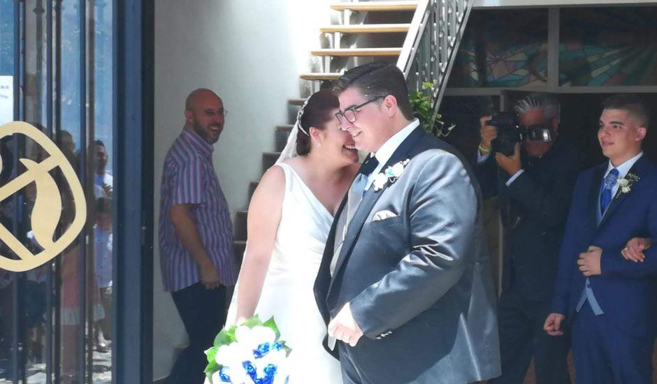 La boda de Zaida  y Sergio   en Parque Alcosa, Valencia