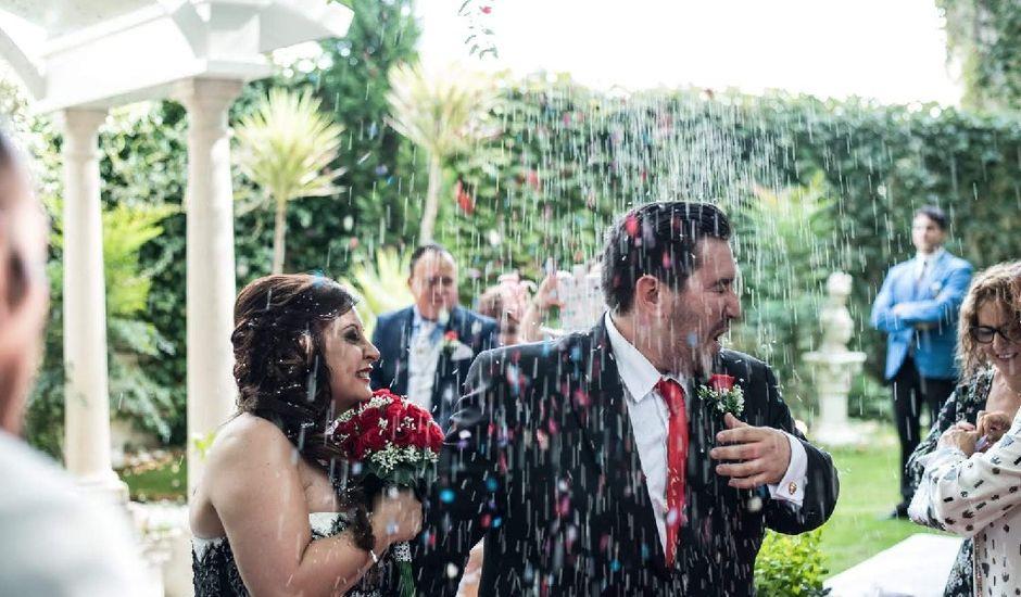 La boda de Victor  y Miriam en Illescas, Toledo