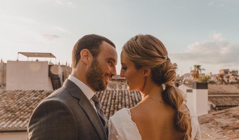 La boda de Federico y Nerea en Palma De Mallorca, Islas Baleares
