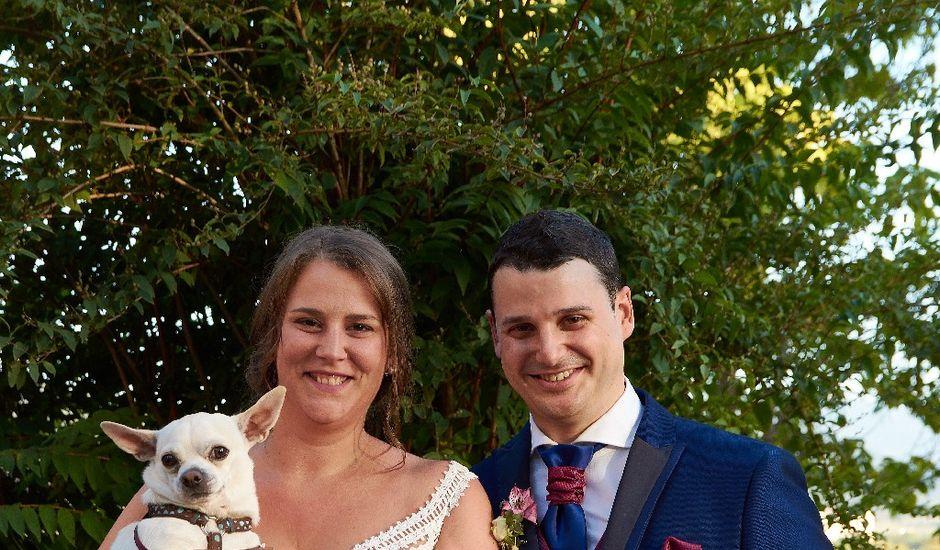 La boda de Asier y Ainara en Galdakao, Vizcaya