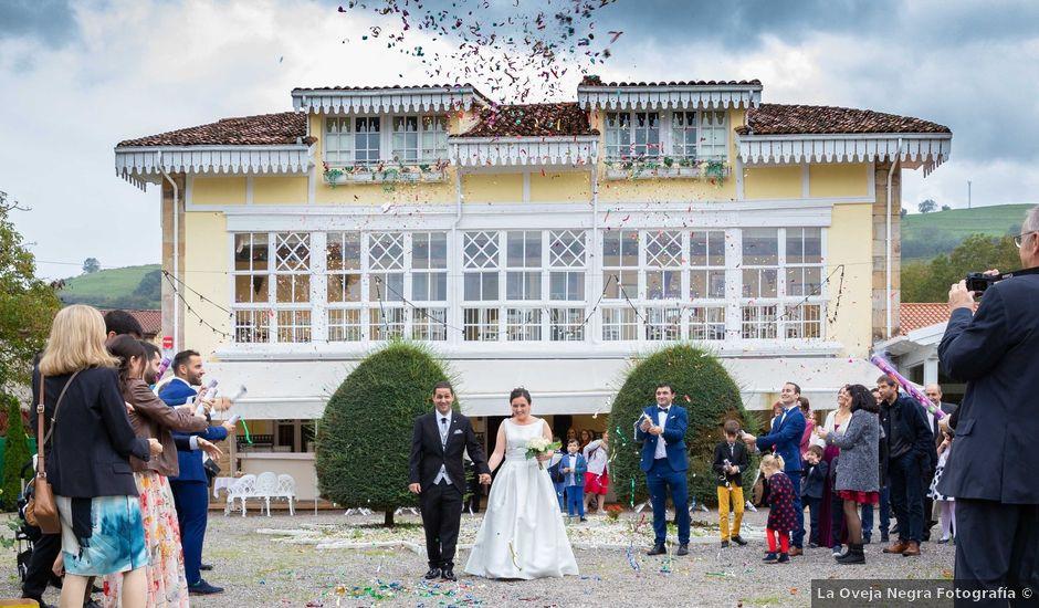 La boda de Jeremias y Susana en Villasevil, Cantabria