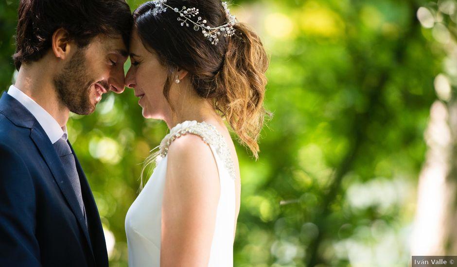 La boda de Jon y Sheila en Gordexola, Vizcaya
