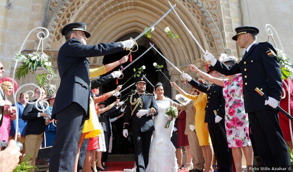 La boda de Rocío y Daniel en Sanlucar De Barrameda, Cádiz