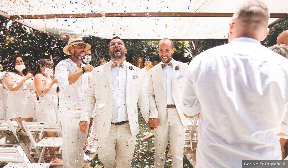 La boda de Victor y Francisco en Albal, Valencia