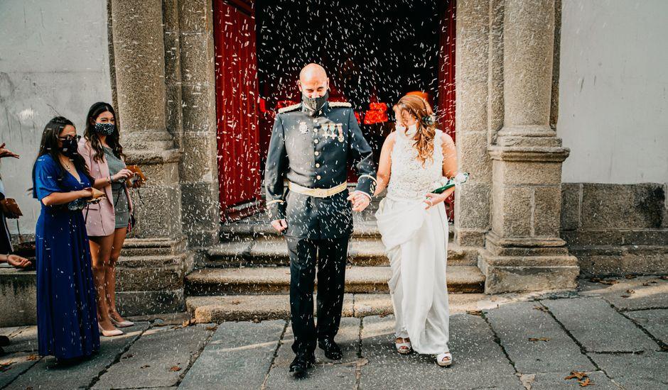La boda de Diego y Vero  en Ferrol, A Coruña