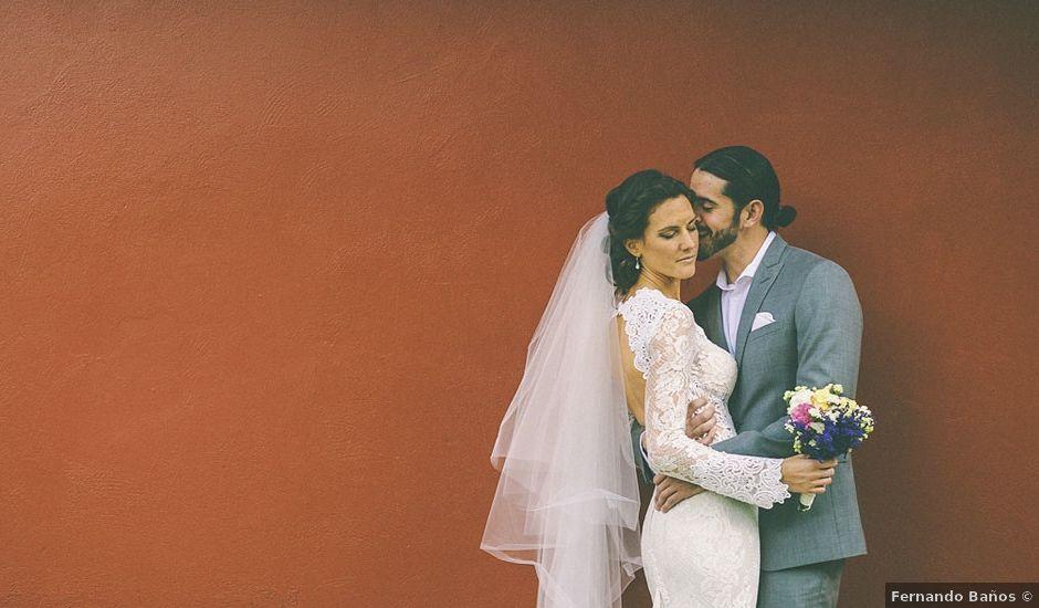 La boda de Arturo y Teresa en Quijas, Cantabria