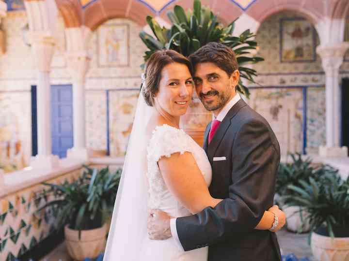 La boda de María  y José Luis