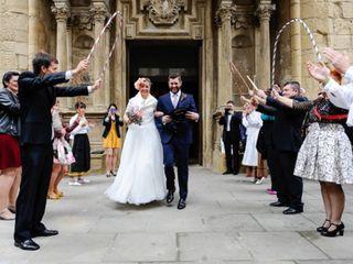 La boda de Larraitz  y Iñigo