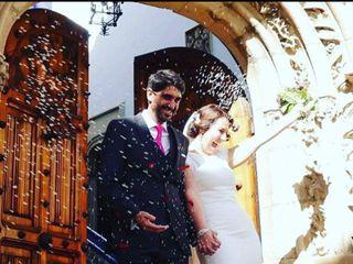 La boda de María  y José Luis 2