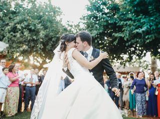 La boda de Saray y Diego