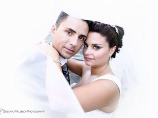 La boda de Rosa y Andres