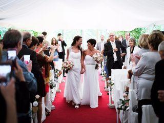 La boda de Laura y Yaiza 1