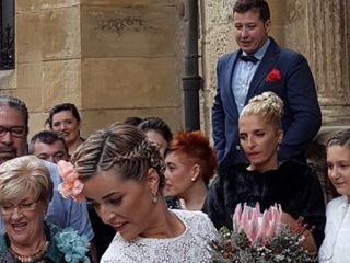 La boda de Larraitz  y Iñigo  1