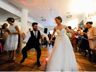 La boda de Larraitz  y Iñigo  3