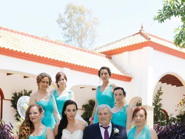 La boda de Jose Antonio y Laura en Sevilla, Sevilla 11