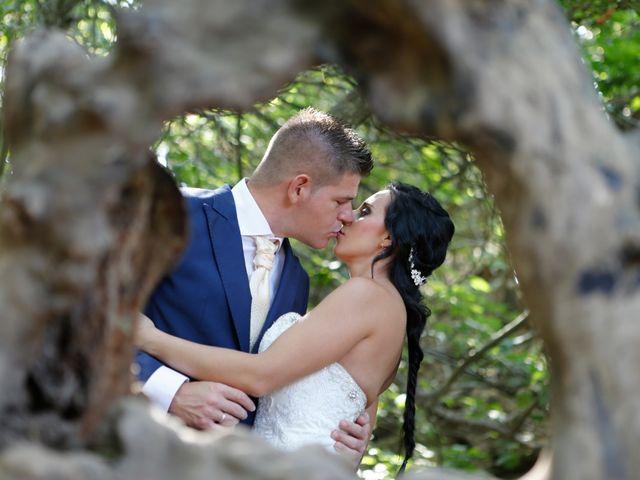 La boda de Laura y Jose Antonio