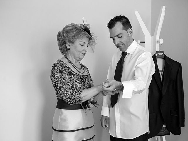 La boda de Juan y María en Cuarte De Huerva, Zaragoza 5