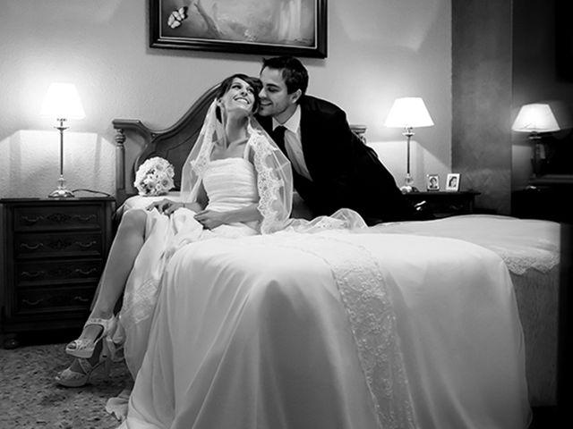 La boda de Juan y María en Cuarte De Huerva, Zaragoza 21