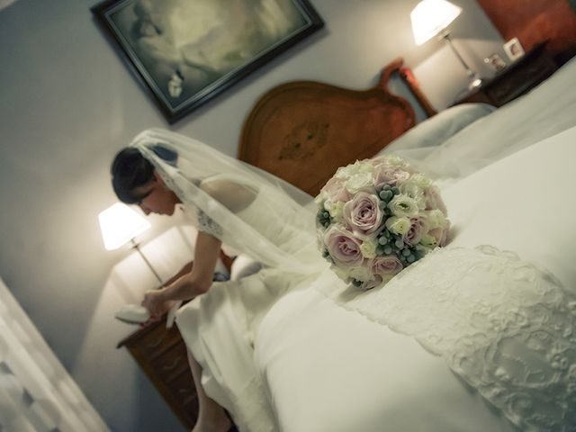 La boda de Juan y María en Cuarte De Huerva, Zaragoza 23