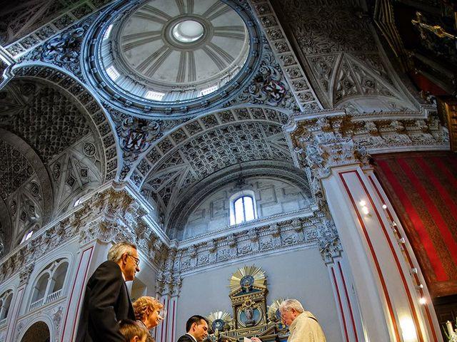 La boda de Juan y María en Cuarte De Huerva, Zaragoza 37