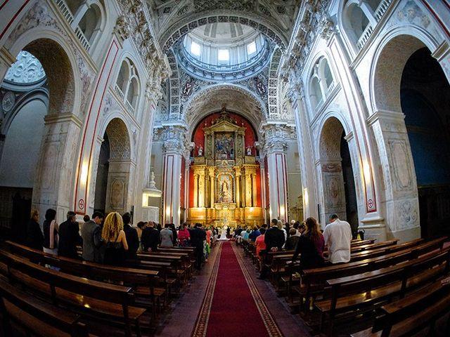 La boda de Juan y María en Cuarte De Huerva, Zaragoza 39