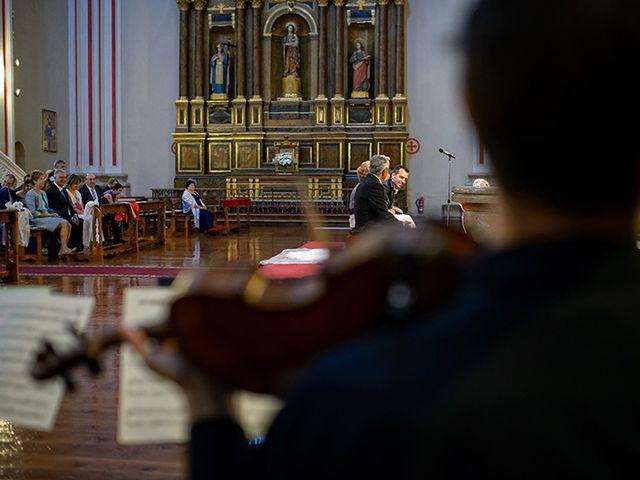 La boda de Juan y María en Cuarte De Huerva, Zaragoza 40