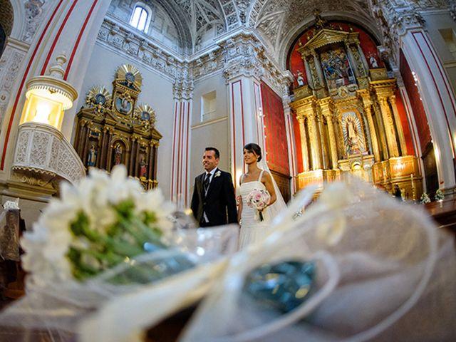 La boda de Juan y María en Cuarte De Huerva, Zaragoza 43