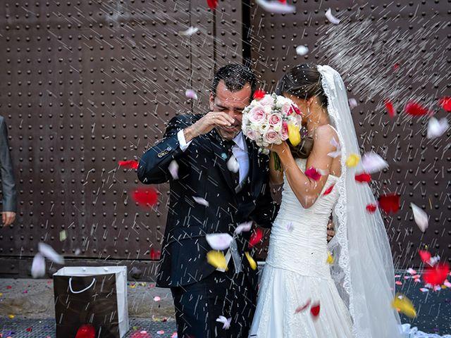 La boda de Juan y María en Cuarte De Huerva, Zaragoza 47