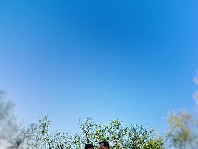 La boda de Juan y María en Cuarte De Huerva, Zaragoza 61