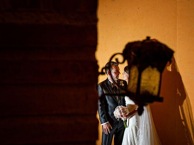 La boda de Juan y María en Cuarte De Huerva, Zaragoza 70