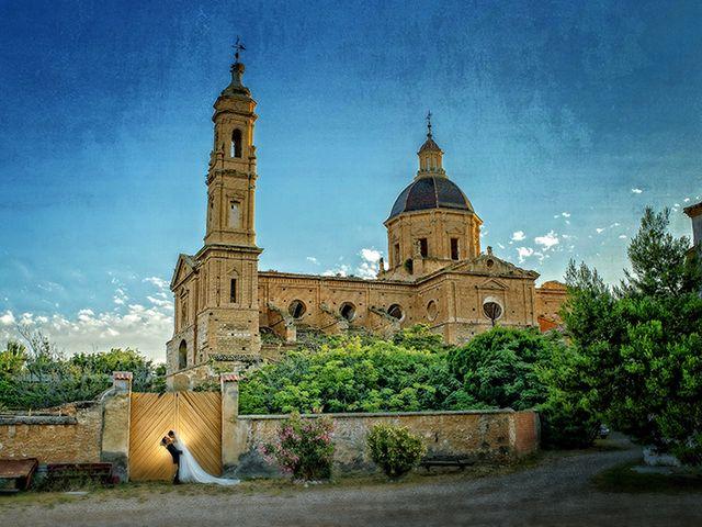 La boda de Juan y María en Cuarte De Huerva, Zaragoza 72